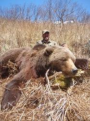 Kodiak Bear Hunting in Alaska